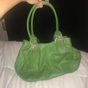 LEATHER TIGNANELLO PURSE